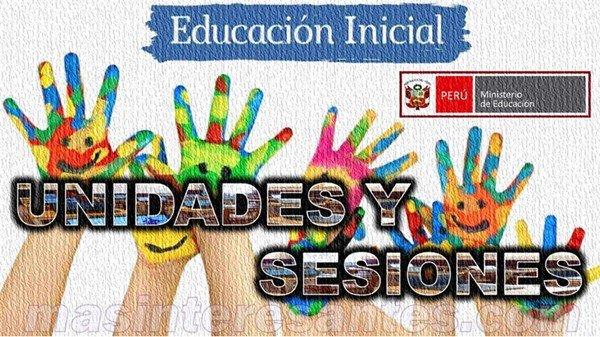 Sesiones y Unidades de Ciencias Sociales
